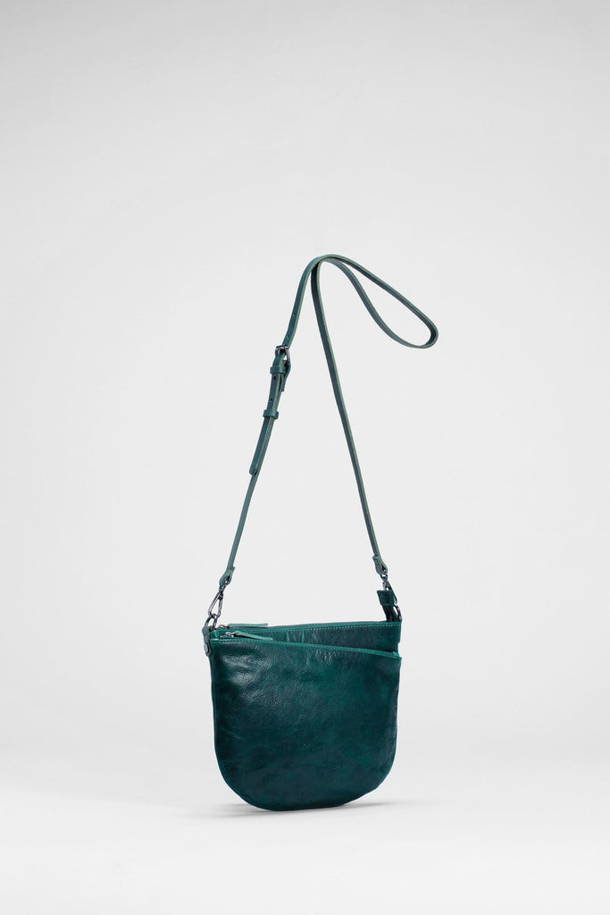 Elk Kulma Bag - Small Lapis Green