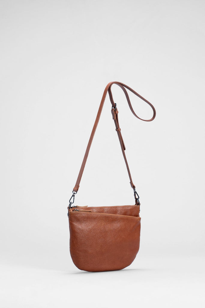 Elk Kulma Bag - Small Tan