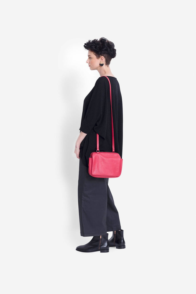 Elk Leone Bag - Red