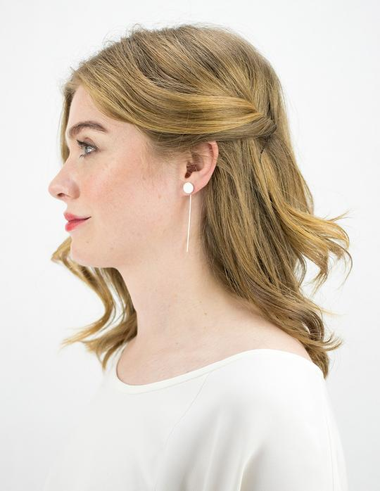 Baleen Mast Earrings