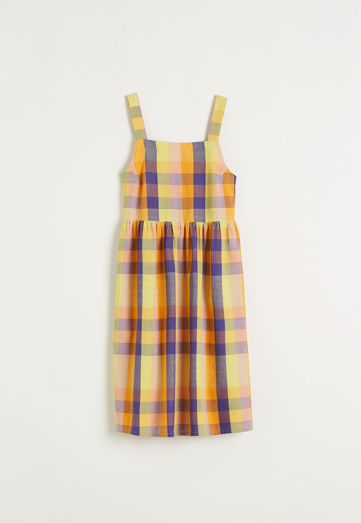 Nancybird Yamba Dress - Rising Sun Check
