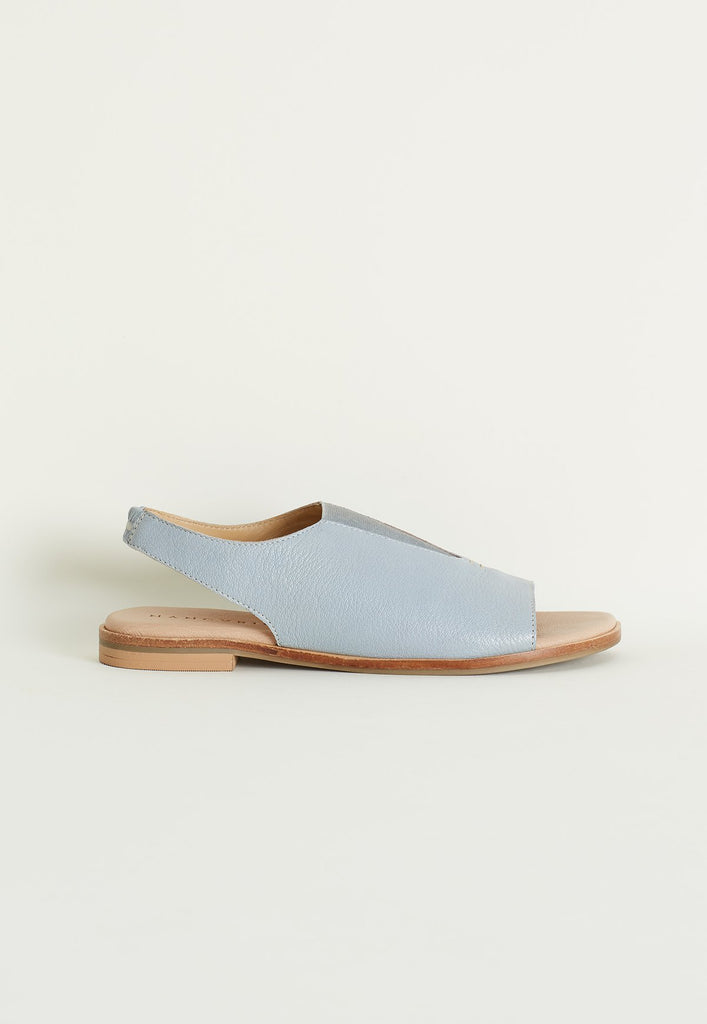Nancybird Sling Back Loafer - Celestial Blue