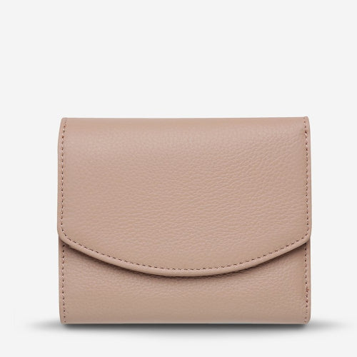Status Anxiety Lucky Sometimes Wallet - Dusty Pink