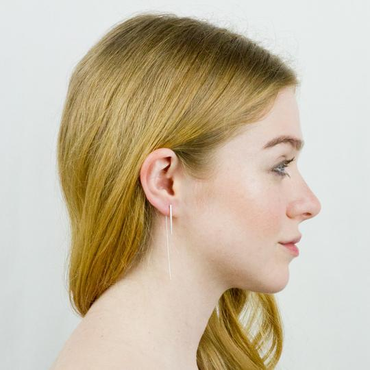 Baleen Long Tail Earrings