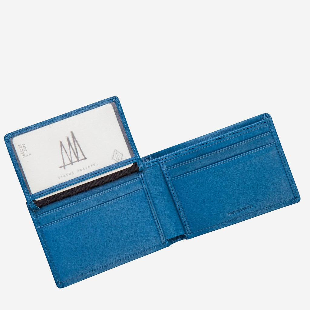 Status Anxiety Jonah Wallet