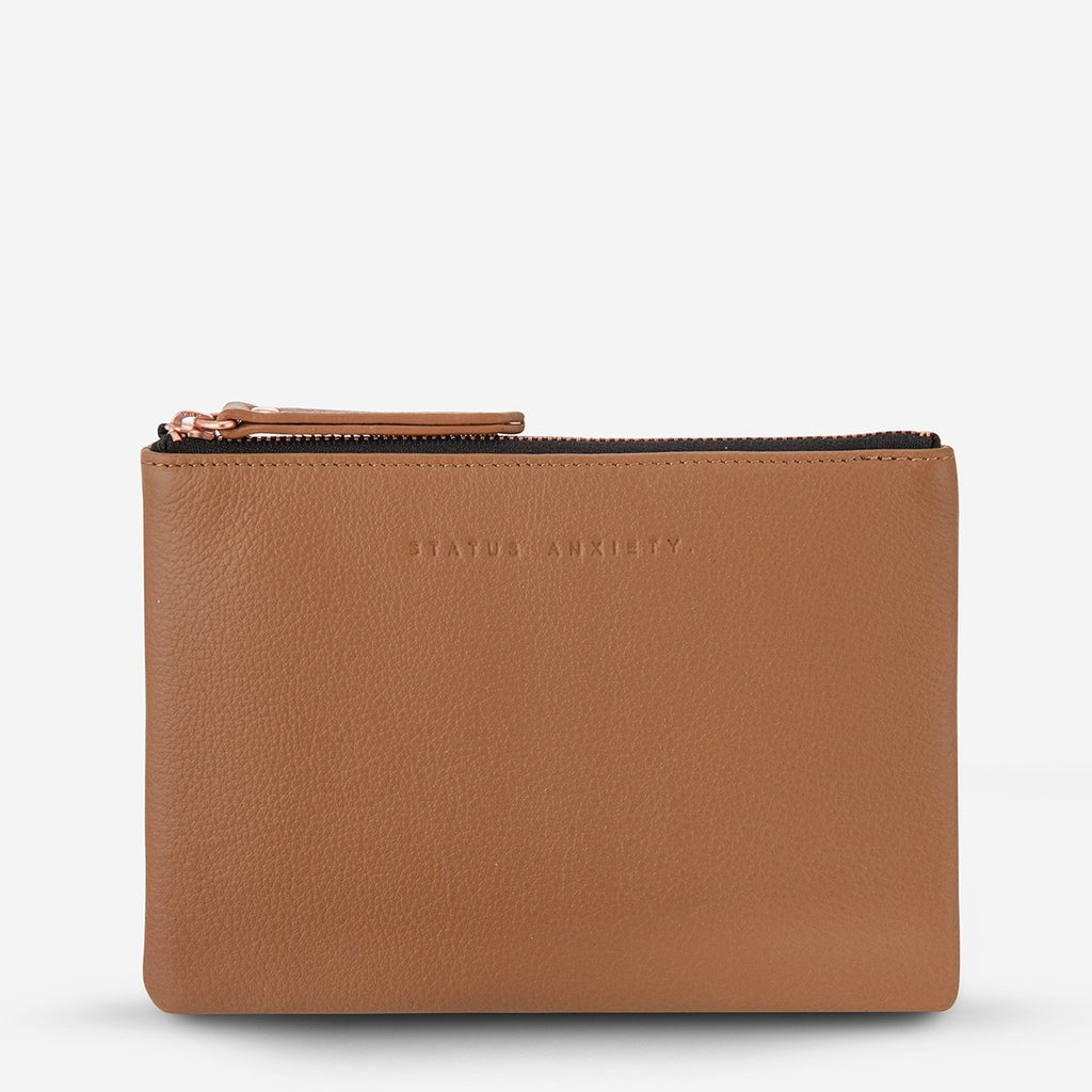 Status Anxiety Treachrous Wallet