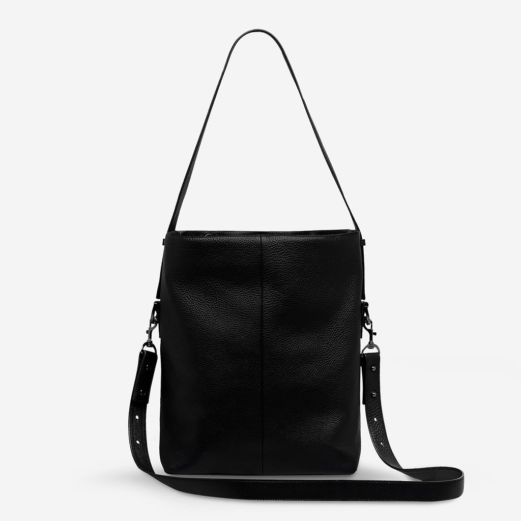 Status Anxiety Ready and Willing Bag - Black