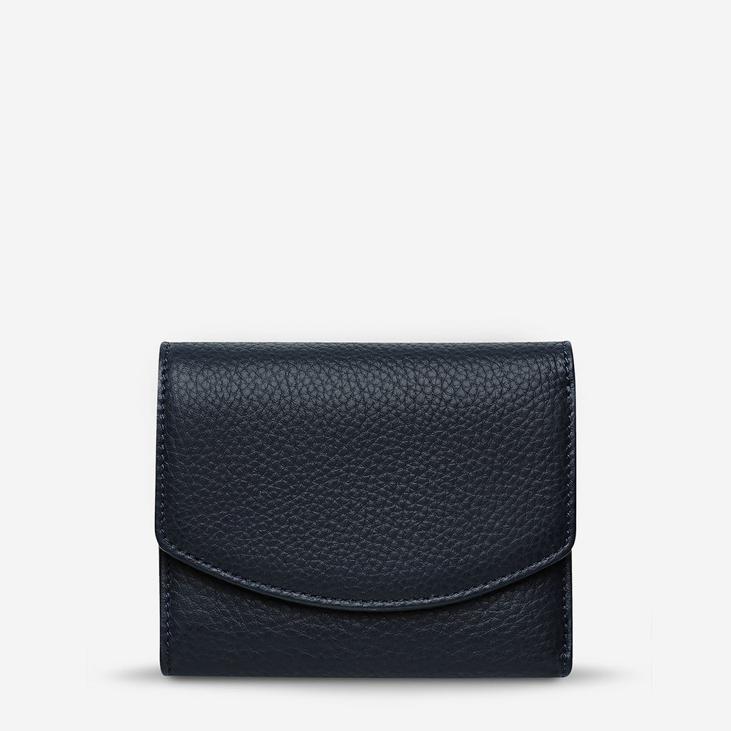 Status Anxiety Lucky Sometimes - Navy Blue