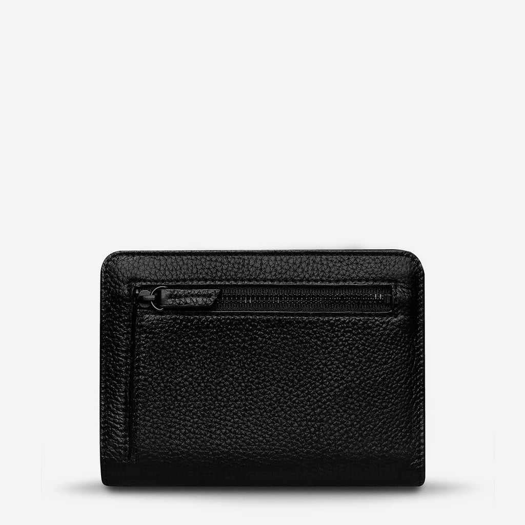 Status Anxiety Popular Problems Wallet - Black