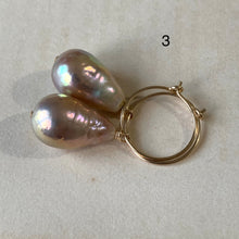 Load image into Gallery viewer, Minimalist AAA Edison Pearl Earrings #1-4: Smaller Pearls