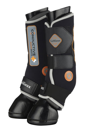 Магнитные ногавки LeMieux Conductive Magno Boots therapy