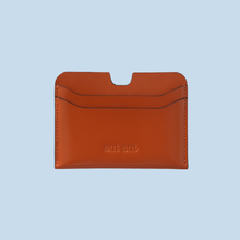 Load image into Gallery viewer, LEATHER CARDHOLDER