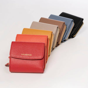 DAY 3 - ADVENT CALENDAR 2020 - SPECIAL 20% 0FF AT THE CHECKOUT - WOMEN MINI LEATHER WALLET