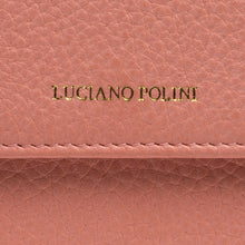 Load image into Gallery viewer, WOMEN LEATHER WALLET
