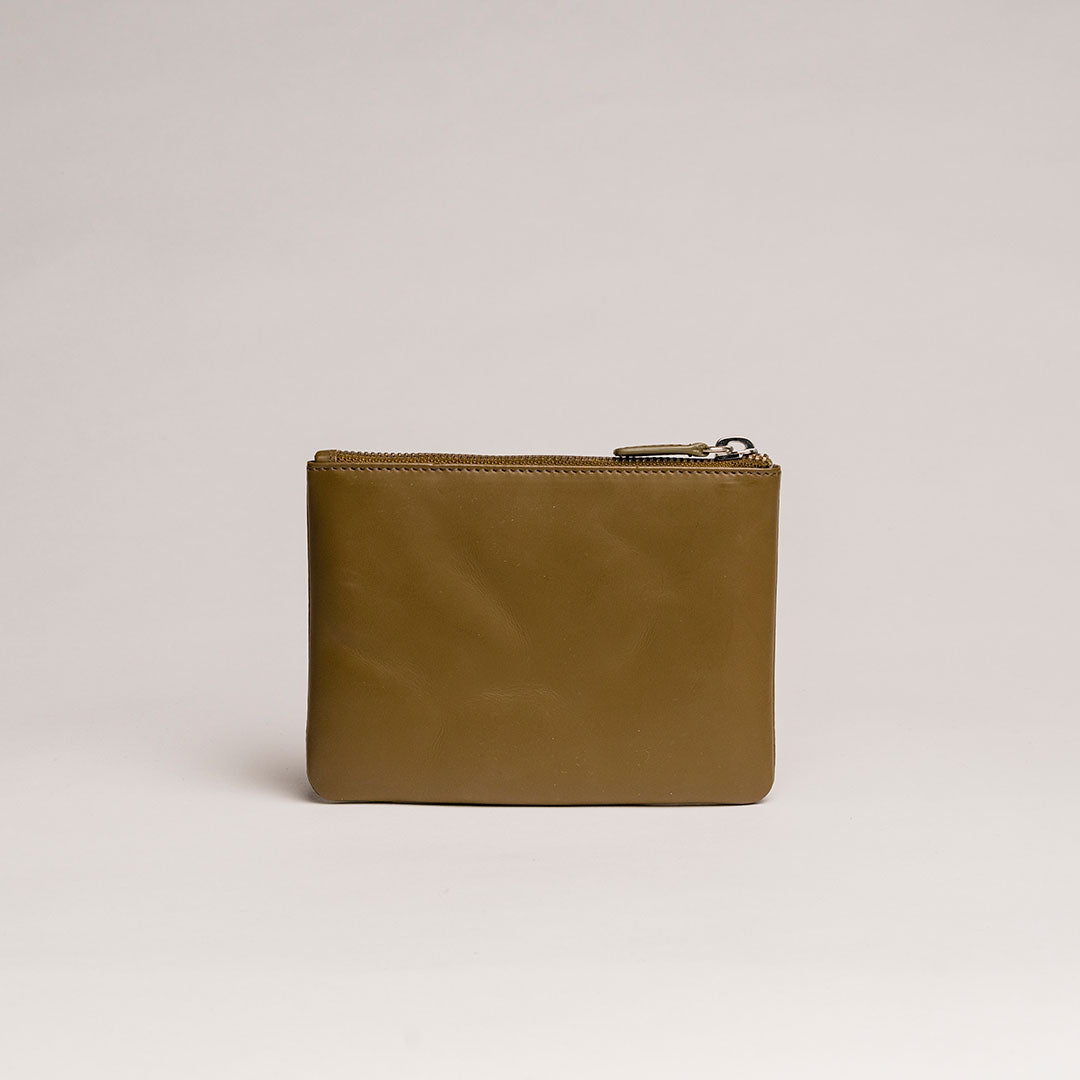 AUT AUT LEATHER PURSE