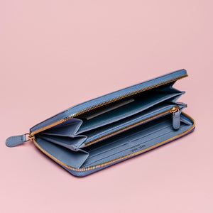 FREEDA WOMAN LEATHER WALLET