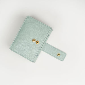 AUT AUT LEATHER CARD HOLDER