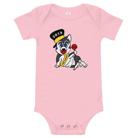 """New Year's Baby"" Infant Onesie"