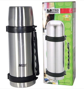 Stainless Steel Thermos Flask 1 LITER