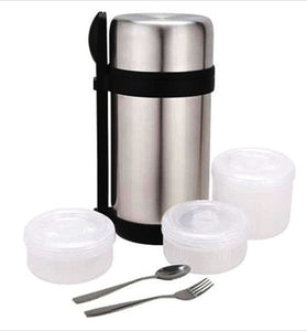Stainless Steel Insulated Food Flask 1.5 LITER