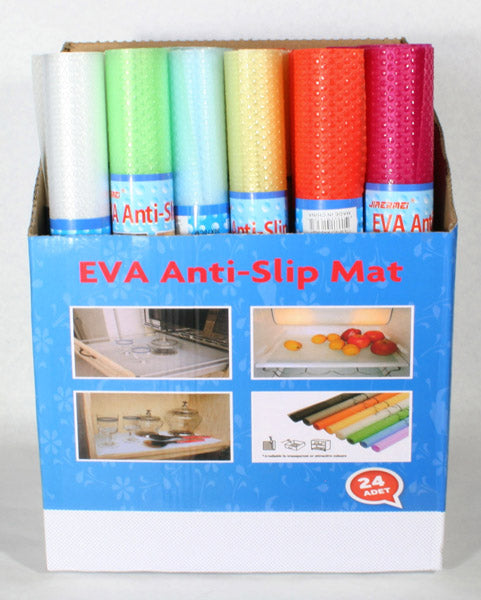 EVA Anti-Slip Mat Assorted Color