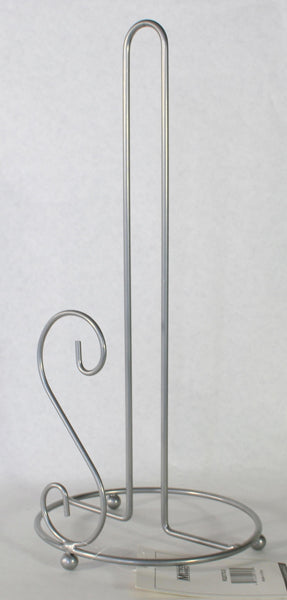 Paper Towel Holder-Silver