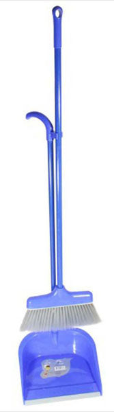 Broom & Dust Pan Long Handle