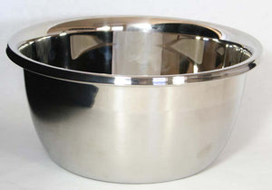Double Layer Stainless Steel Mixing Bowl