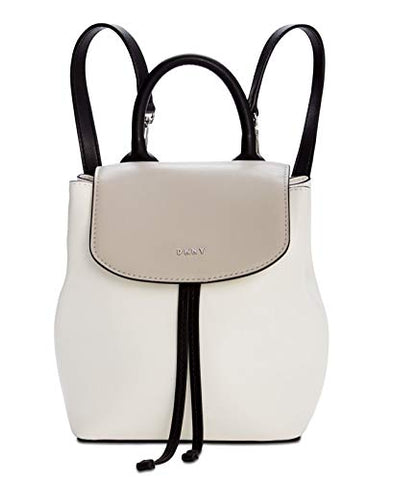 Dkny lex leather backpack