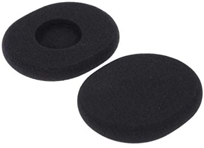 H800 Ear Pads by AvimaBasics | Premium Foam Earpads Ear Pad Cushion Cover for Logitech H800 Wireless Headphones Headset
