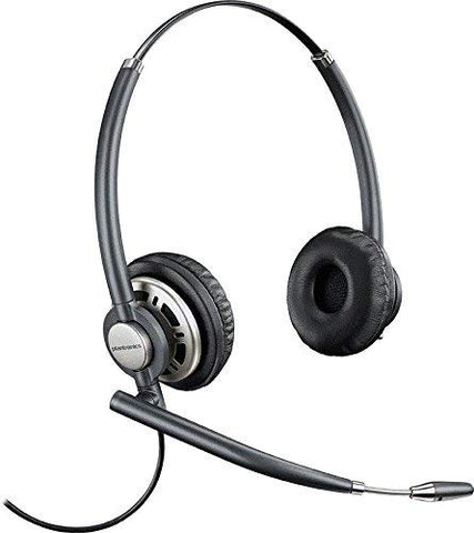 Plantronics EncorePro 720 Noise Canceling Wired USB Headset (78714-101),Black