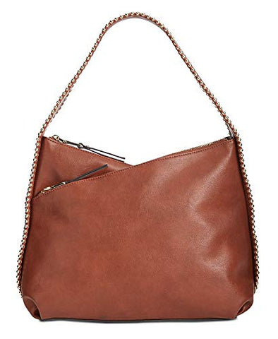 Women's I.N.C. INC International Concepts Valliee Hobo Brandy Brown Bag