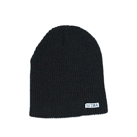 AVIMA Warmy Beanie Hat for Men, Women & Kids in Many Colors | Stretchy Comfy