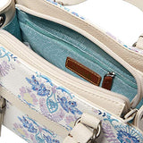 The Sak Alameda Satchel Crossbody, Stone Flowing Floral