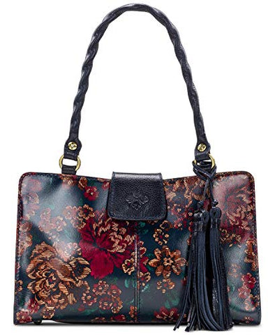 Patricia Nash Fall Tapestry Rienzo Satchel
