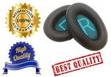 Headphone Replacement Ear Pads by AvimaBasics – Premium Cover Pads Compatible with Bose Quiet Comfort QC2 QC15 QC25 QC35 SoundLink SoundTrue Around Ear II AE2 Headphone - Clear Sound