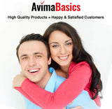 AvimaBasics Premium Best 3.5mm Jack to RJ9/RJ10 Phone Headset to Office Phone Adapter Cable