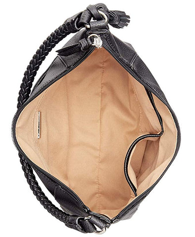 Giani Bernini Braid Handle Pebble Hobo