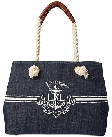 Lauren Ralph Lauren Huntley Market Tote
