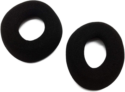 SAVI 7210 Spare Ear Pads by AvimaBasics | Premium Replacement Foam Earpads Ear Cover Cushion Spare Parts for Plantronics SAVI 7210, 7220 Headsets