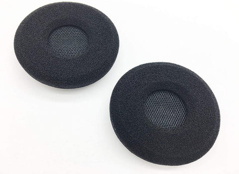 Reki EncorePro Headset Foam Covers | Replacement Ultra Soft Foam Cushion Compatible with Plantronics EncorePro HW510 HW510V HW510D HW520 HW520V HW520D HW515 HW525 202997-02 Headset