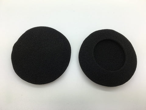 (2 Pair) Replacement Plantronics Foam Ear Pad Cushion for Plantronics Audio 310 470 478 628 USB Headsets