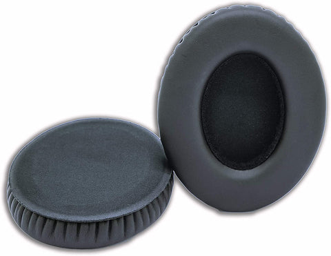 HD201 Ear Pads by AvimaBasics | Premiun Foam Earpads Ear Pad Cushion Cover Repair Parts Replacement for SENNHEISER HD201 HD201S HD180 HD419 429 HD439 HD418 428 438 448, AURTEC Headphones
