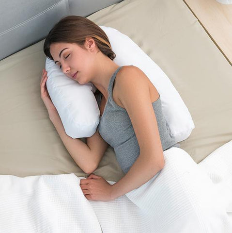 Ergonomic Comfort Pillow