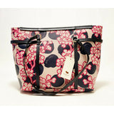 Radley London Blossom Spot Zip Top Tote Shoulder Bag Floral Print Pocket