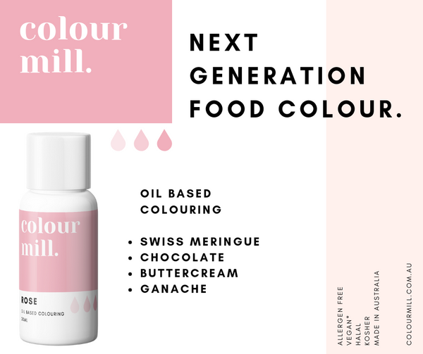 INTRODUCING THE NEXT GENERATION IN FOOD COLOUR