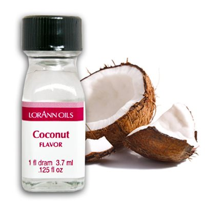 Coconut Flavour Oil 3.7ml - LorAnn