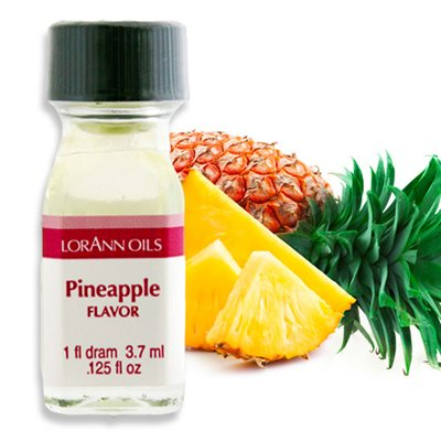 Pineapple Flavour Oil 3.7ml - LorAnn