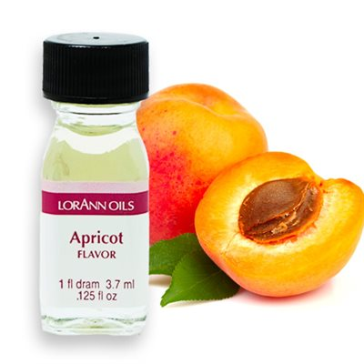 Apricot Flavour Oil 3.7ml - LorAnn