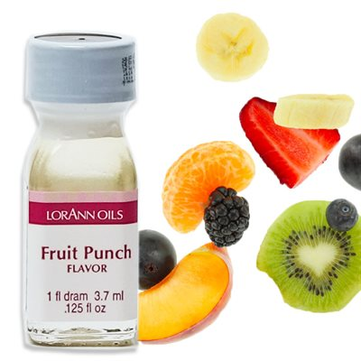 Fruit Punch Flavour Oil 3.7ml - LorAnn
